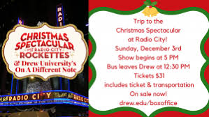 radio city christmas spectacular tickets trip to see the radio city christmas spectacular on sunday december
