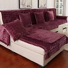 recouvre canapé couvre canapé européen textile moderne simple housse de canapé anti