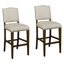 Island Chairs For Kitchen Kitchen Give Room A Classic Accent With Upholstered Bar Stool