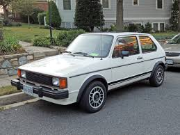 volkswagen rabbit 1990 curbside classic 1983 volkswagen rabbit gti u2014 when fun hopped
