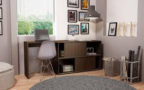 dark brown computer desk buy brv movies computer desk with two storage compartments dark