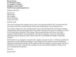 employment cover letter sample tutornow info