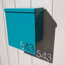 letterbox for picket fence google search house outside