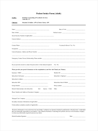 34 counseling form templates