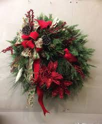 Florist Decorated Christmas Wreaths by 238 Best Christmas Wreaths Ii Images On Pinterest Winter Wreaths