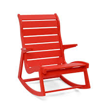 Recycled Plastic Rocking Chairs Design An Outdoor Space With Recycled Plastics Hgtv