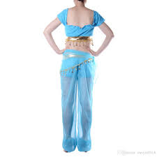 jasmine halloween costume adults wholesale princess jasmine costume aladdin dance party