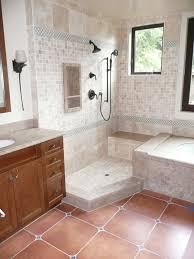 Walk In Shower Ideas For Small Bathrooms Open Shower Designs Best Shower