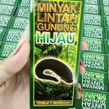 minyak lintah gunung herbal leech oil for penis strong erection