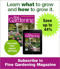 fine gardening
