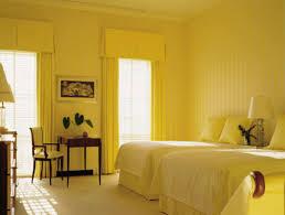 Bedroom Wall Materials Neon Yellow Curtains Zyinga Bright Bedroom Interior Arafen