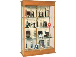 Varsity Trophy Display Case 48 Wx77 H Trophy Display Cases