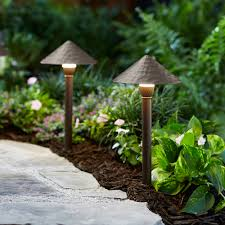 wired landscape lighting better homes and gardens 1 piece alston quickfit led pathway light