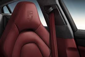 porsche panamera seats by design 2017 porsche panamera automobile magazine