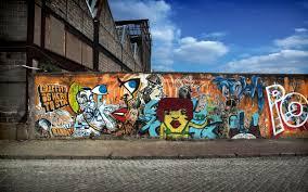 Wall Wallpaper Graffitis Wall 7040267