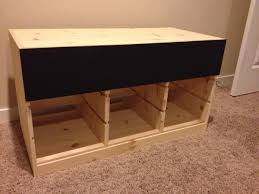 fabriquer tiroir sous lit un étal de marché pour enfant avec trofast bidouilles ikea