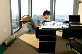 Yoga Poses You Can Do At Your Desk 7 Yoga Poses You Can Do At Your Work Desk To Relieve Stress