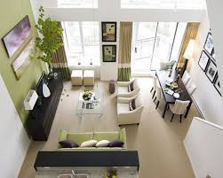 how to make a little home feel spacious modern small living room