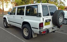 4x4 2007 Nissan Patrol - nissan patrol 4 2 2000 auto images and specification