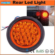 2018 new 2015 high quality 24v round car truck trailer lights off