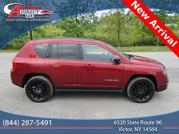 used jeep compass at auction direct usa