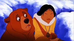 brother bear 2 laughing gif u0026 share giphy