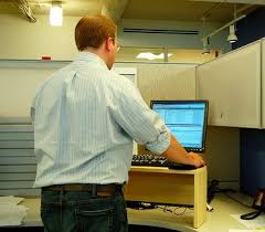 Exercise At Desk Job Simple Exercises You Can Do At Your Standing Work Station