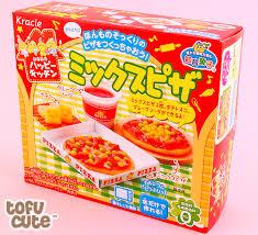 buy kracie popin u0027 cookin u0027 happy kitchen diy candy kit pizza at