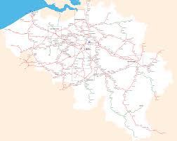 map belguim impressum