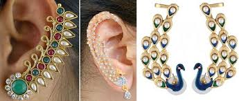 ear cuffs india 9 inspired ear cuff styles you just cannot miss