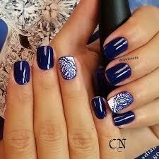 best 20 navy blue nail designs ideas on pinterest navy nail