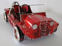 membuat mainan dr barang bekas cara membuat miniatur mobil dari kaleng bekas tutorial kerajinan