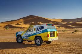 nissan micra rally car paris dakar legend rides again nissan insider news opinion