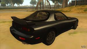 mazda rx7 2016 mazda rx7 s spirit r for gta san andreas