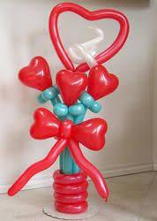 heart balloon bouquet monkey balloon bouquet balloon twisting balloons