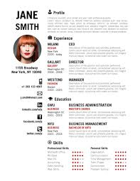 creative resume word template resume template by cvfolio resumes