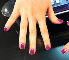 sephora does in store nail art beauty blitz