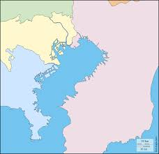 Map Of Japan Blank by Tokyo Bay Free Map Free Blank Map Free Outline Map Free Base