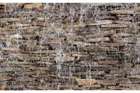 mural stone wall with a waterfall wallpapers mural stone wall with a waterfall