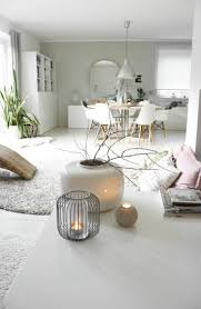Wohnzimmer Grau Rosa Wohnung Einrichten Deko Vasen Offener Wohnraum Jpg