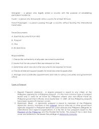 permanent resident cover letter sample