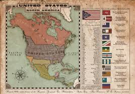 Map Of North America And Central America by An Alternate North And Central America In The Begining Of The Xx