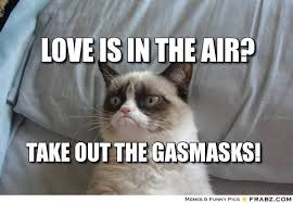 Love Is In The Air Meme - love is in the air kill it gabriel to earth