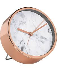 desk clock snag these spring savings 50 off marble desk clock gold