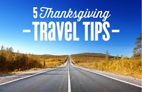 5 thanksgiving travel tips brownell travel