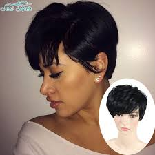 short hairstyle wigs for black women short pixie cuts for black women best short hair styles