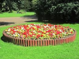 metal flower bed edging garden design how to build a metal