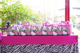 hello party supplies kara s party ideas hello pink zebra themed birthday party