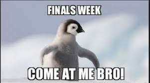 Good Luck On Finals Meme - good luck to everyone on finals here is gvsu fraternity and