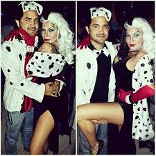 Cruella Vil Halloween Costume 50 Awesome Couples Halloween Costumes Couple Halloween Costumes